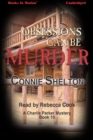 Obsessions Can Be Murder - eAudiobook