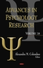Advances in Psychology Research. Volume 78 - eBook