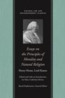 Essays on the Principles of Morality and Natural Religion - eBook