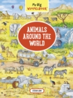 My Big Wimmelbook   Animals Around the World - Book