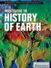 Investigating the History of Earth - eBook