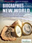 Biographies of the New World - eBook