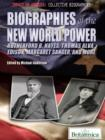 Biographies of the New World Power More - eBook