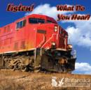 Listen! What Do You Hear? - eBook
