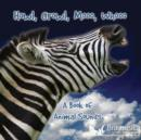 Howl, Growl, Mooo, Whooo, A Book of Animals Sounds - eBook