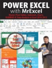 Power Excel with MrExcel : Master Pivot Tables, Subtotals, Charts, VLOOKUP, IF, Data Analysis in Excel 2010-2013 - eBook