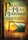Prayers That Move Mountains - Book