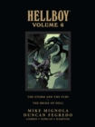 Hellboy Library Edition Volume 6: The Storm And The Fury And The Bride Of Hell - Book