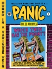 Ec Archives: Panic Volume 1 - Book