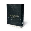 Paper + Goods: The Night Sky : 50 Postcards - Book