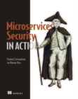 Microservices Security in Action - Book