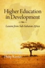 Higher Education in Development - eBook