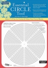"fast2mark (TM) Essential Circle Tool from Piece O' Cake Designs : Make 2""-8"" Set-in Circles & Other Curvy Blocks - Book"