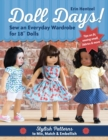 "Doll Days! Sew an Everyday Wardrobe for 18"" Dolls : Stylish Patterns to Mix, Match & Embellish - eBook"
