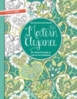 Modern Elegance : 45+ Romantic Designs to Colour for Fun and Relaxation - Book