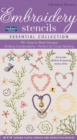 fast2mark (TM) Embroidery Stencils : Essential Collection - Book