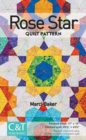 Rose Star Quilt Pattern - Book