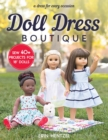 "Doll Dress Boutique : Sew 40+ Projects for 18"" Dolls  - A Dress for Every Occasion - eBook"