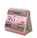 Embroidery Combinations Perpetual Calendar : 365 Crazy Quilt Seams from Valerie Bothell - Book