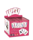 Classic Fashion Illustration Playing Cards : Pop Display - Book