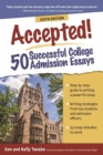 Accepted! 50 Successful College Admission Essays - eBook