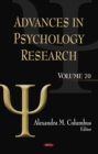 Advances in Psychology Research. Volume 70 - eBook