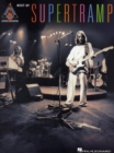 Best of Supertramp Guitar Recorded Versions - Book