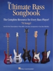 The Ultimate Bass Songbook - Book