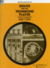 Solos For The Trombone Player - Book/CD - Book