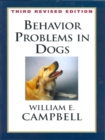 BEHAVIOR PROBLEMS IN DOGS 3RD EDITION - eBook