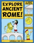 Explore Ancient Rome! : 25 Great Projects, Activities, Experiements - eBook