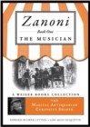 Zanoni Book One: The Musician : Magical Antiquarian, A Weiser Books Collection - eBook