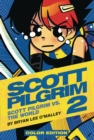 Scott Pilgrim Color Hardcover Volume 2 : Vs. The World - Book