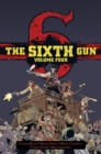 The Sixth Gun Hardcover Volume 4 - Book