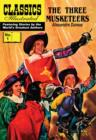 The Three Musketeers (with panel zoom)    - Classics Illustrated - eBook