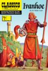 Ivanhoe (with panel zoom)    - Classics Illustrated - eBook