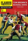Tom Brown's School Days (with panel zoom)    - Classics Illustrated - eBook