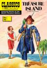 Treasure Island (with panel zoom)    - Classics Illustrated - eBook