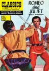 Romeo and Juliet (with panel zoom)    - Classics Illustrated - eBook