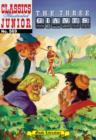 The Three Giants (with panel zoom)    - Classics Illustrated Junior - eBook