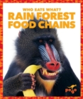Rain Forest Food Chains - Book