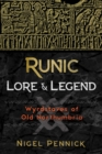 Runic Lore and Legend : Wyrdstaves of Old Northumbria - Book