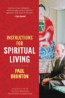 Instructions for Spiritual Living - Book