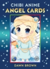 Chibi Anime Angel Cards - Book