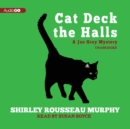 Cat Deck the Halls - eAudiobook