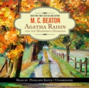Agatha Raisin and the Murderous Marriage - eAudiobook