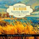 Agatha Raisin and the Deadly Dance - eAudiobook