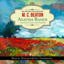 Agatha Raisin and Love, Lies, and Liquor - eAudiobook