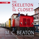 The Skeleton in the Closet - eAudiobook