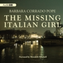 The Missing Italian Girl - eAudiobook